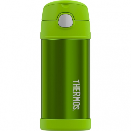 Thermos FUNtainer 355ml termoska s brčkem limetka