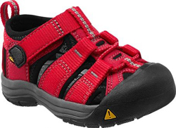 KEEN Newport H2 INF ribbon red US7/EU23/14,5 cm